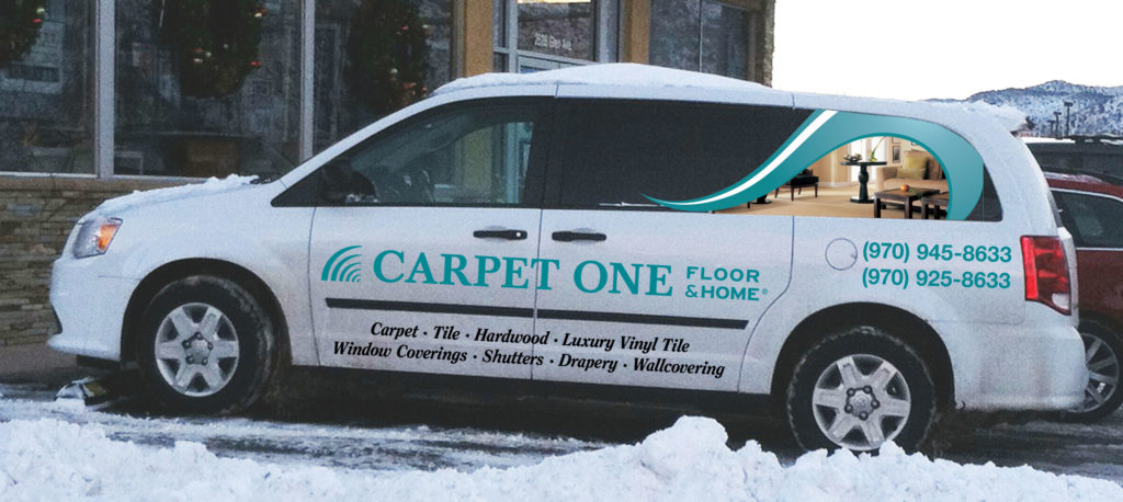 Carpet One Vehicle Graphics