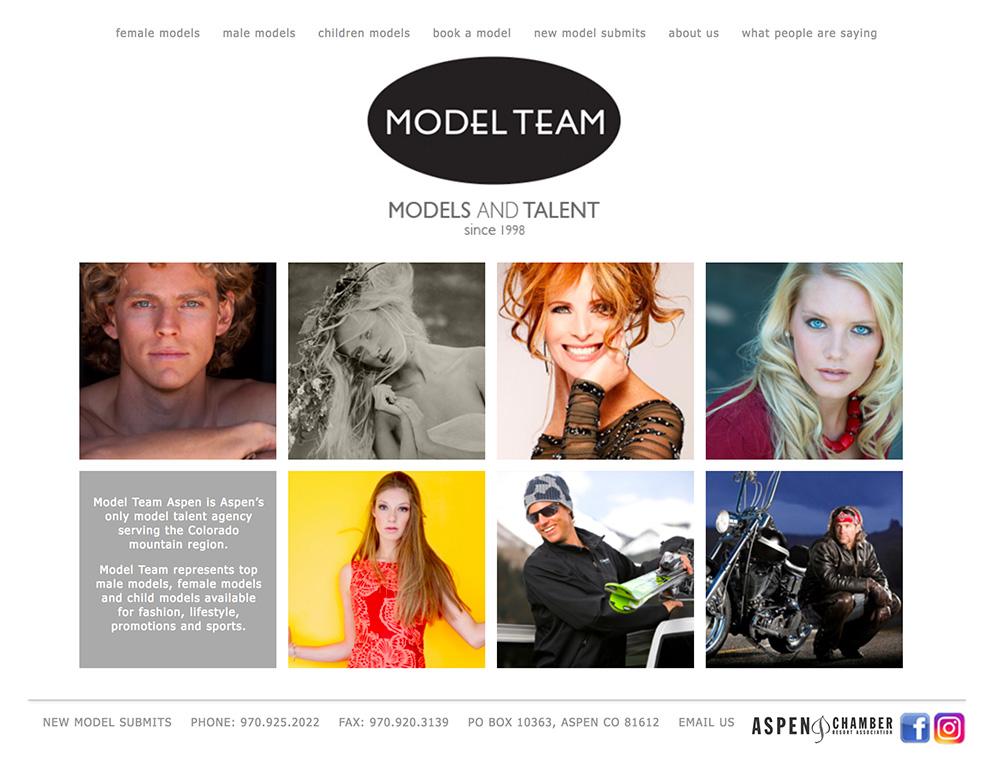 Model Team Aspen